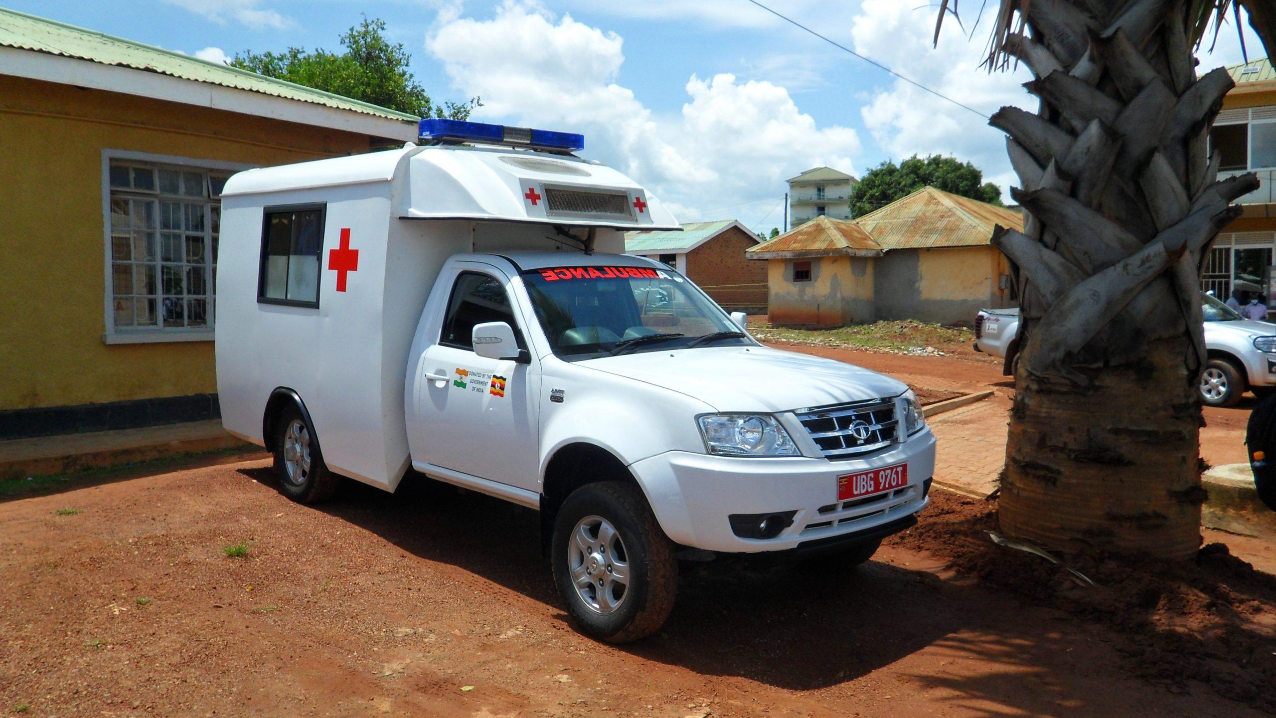 Few People Calling Red Cross Highway Ambulance