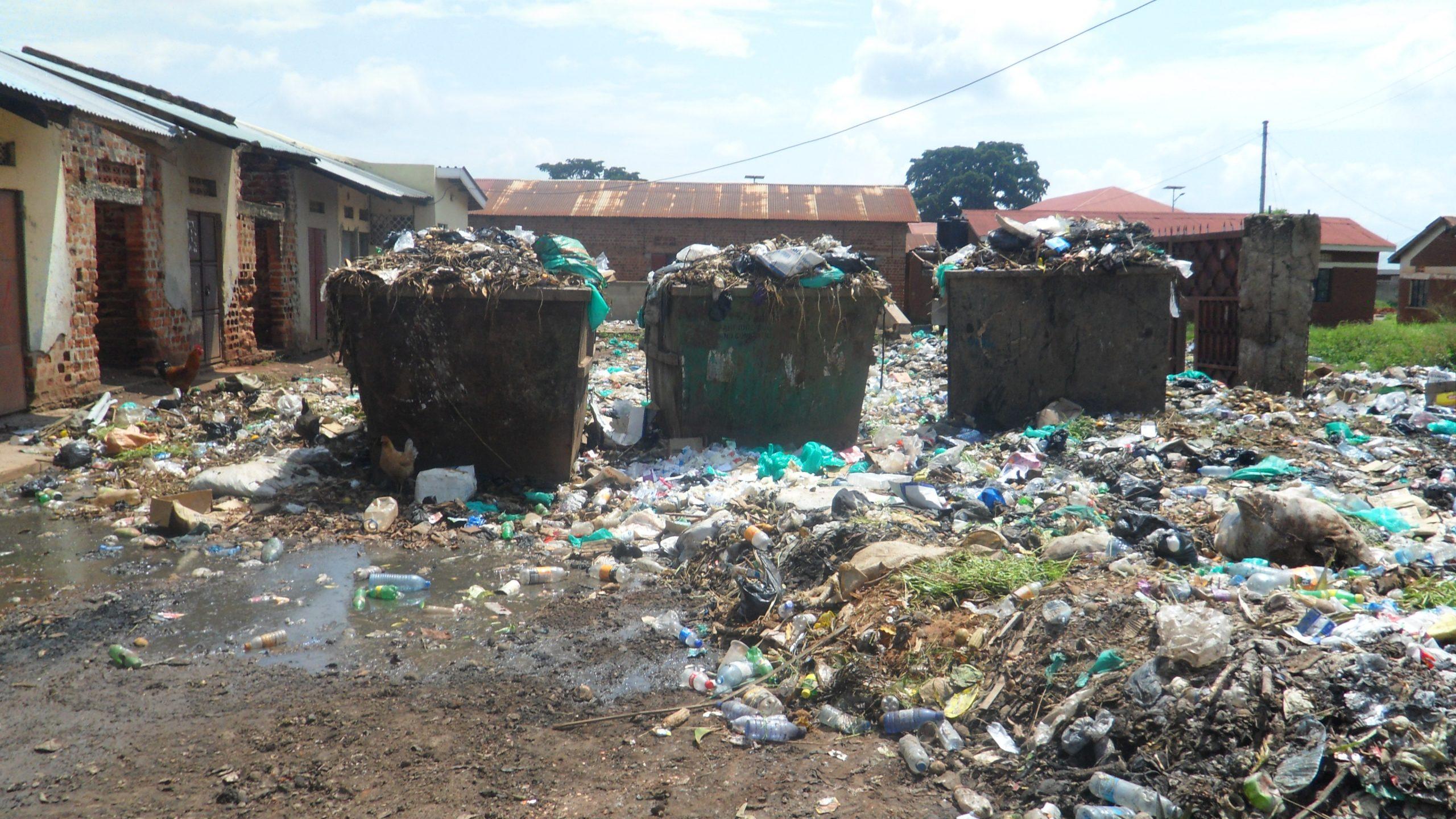 Lack Of Garbage Trucks Delay Trash Bins Distribution