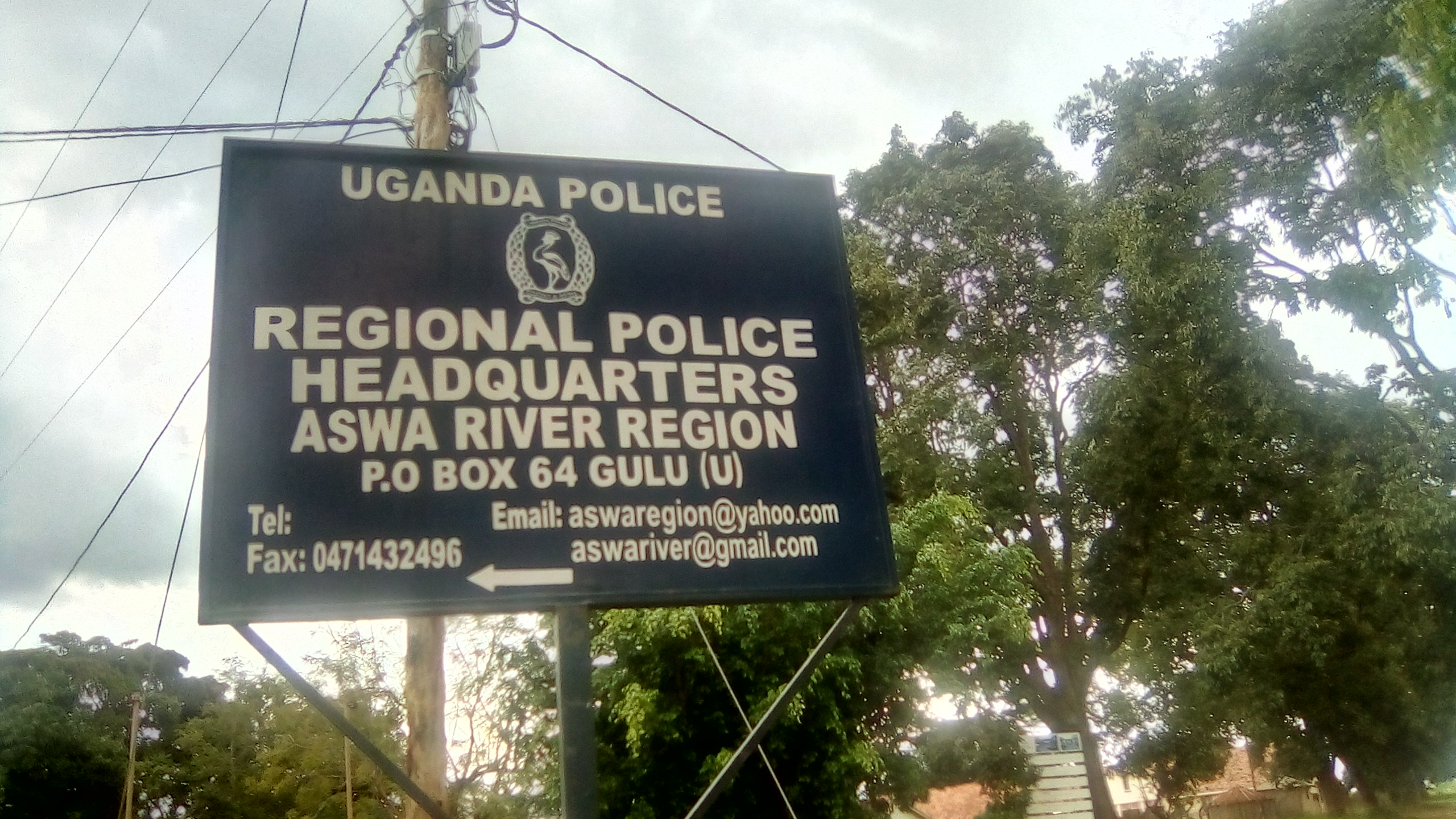 Gulu Police On The Spot For Flouting Covid-19 Guidelines