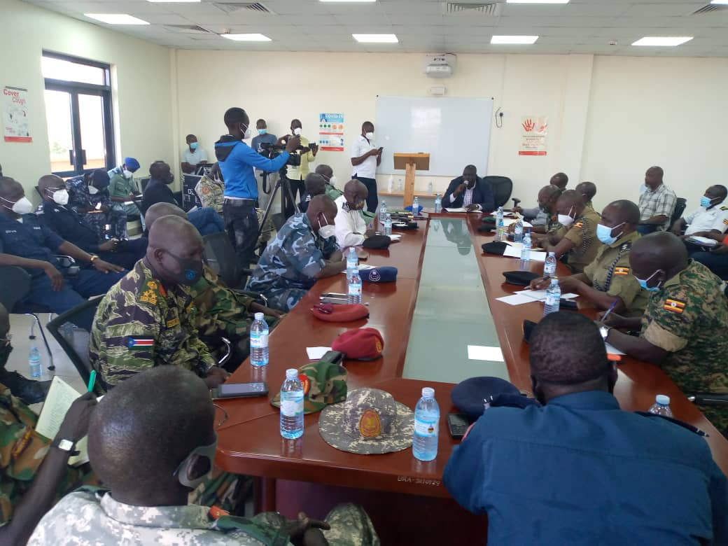 Truck Drivers Demand For Written Commitment On Safety From South Sudan