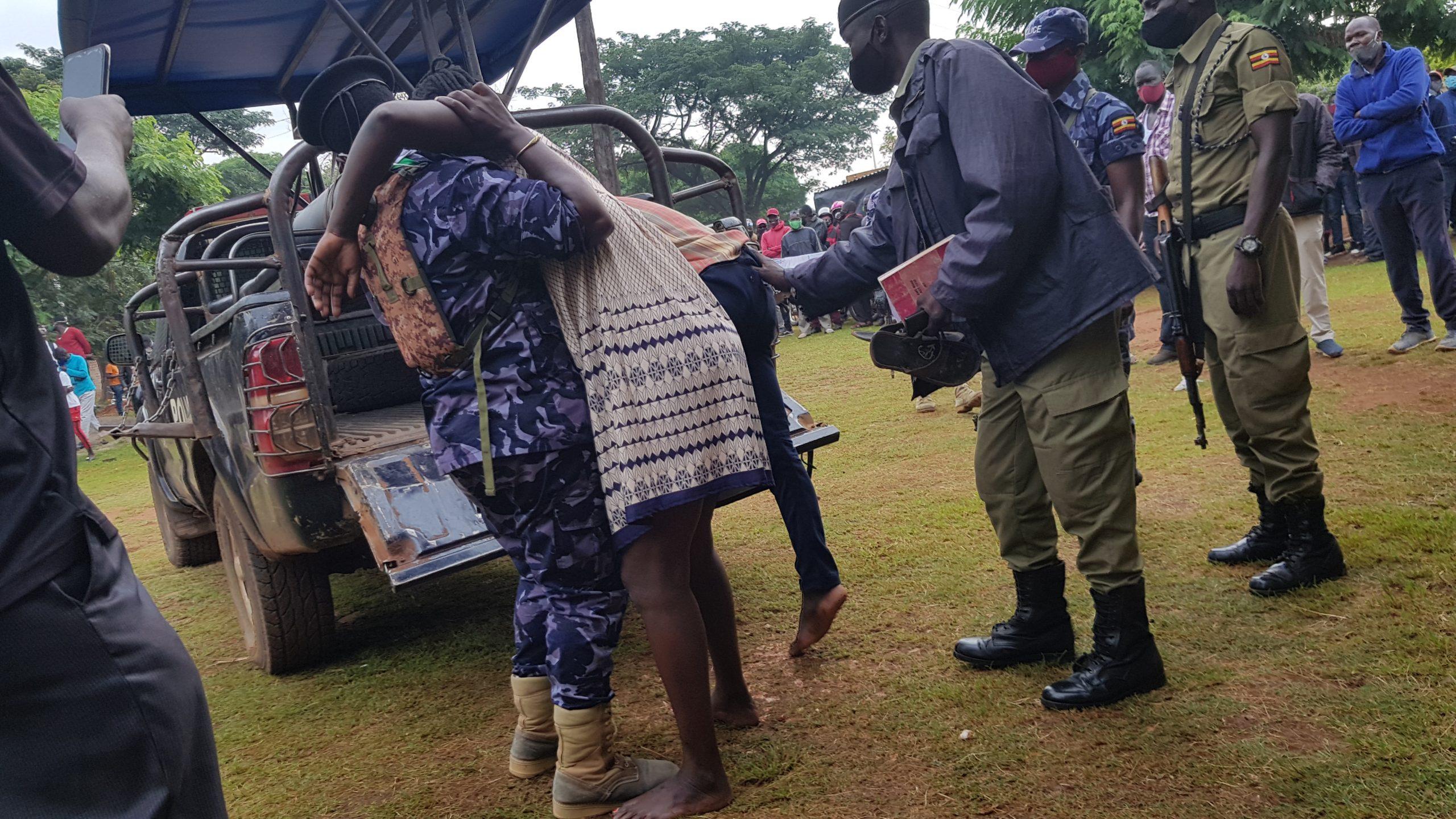 Strange But True; Gulu Man Got Stuck Between Legs Of Fiancé