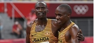 Cheptegei, Kiplimo Scoop Silver and Bronze in Tokyo Olympic Games